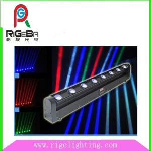 8*10W Indoor LED Beam Moving Head Light pictures & photos
