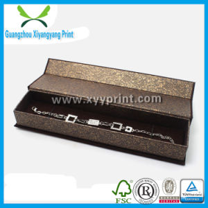 Custom Make Paper Jewelry Packing Box for Necklaces pictures & photos