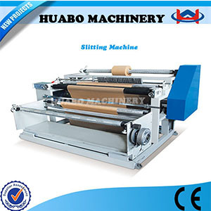 Plastic Film Slitting and Rewinding Machine pictures & photos