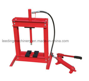 4ton Hydraulic Shop Press Ld-P02041 pictures & photos