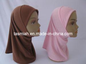 Classic Muslim Malaysia Hijab Scarves Wrap Bonnet -162