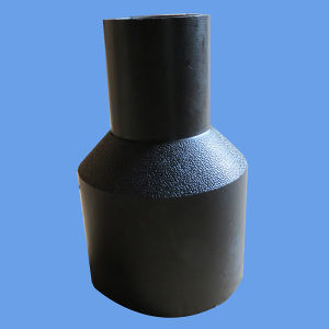 HDPE Butt Fusion Pipe Fitting Reduced Coupling for Water Supply pictures & photos