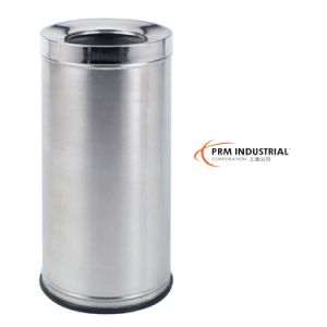 Round Open Top Garbage Can pictures & photos