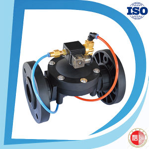 Relief Price Diaphragm Electric Ball Motorized Valve pictures & photos
