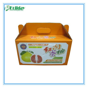 Fruit packaging box,carton box for pomelos