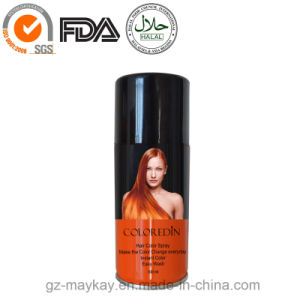 Hair Color Spray (Orange) pictures & photos