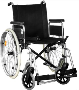 Steel Manual Wheelchair Dke-1 pictures & photos