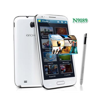 5 Inch IPS HD Smartphone N9189 Quad Core 1.2g