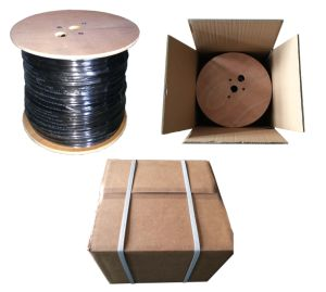 LAN Cable FTP CAT6 Cable with ETL/CE/RoHS/ISO 9001 pictures & photos