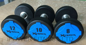 Urethane Solid Color Dumbbells pictures & photos