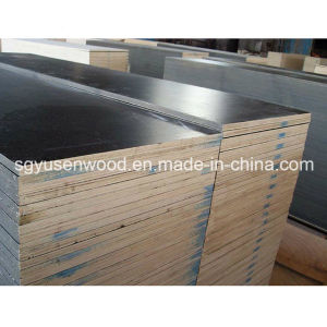 Waterproof Shutting Plywood/Black Brown Film Faced Plywood for Construction pictures & photos