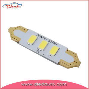 36mm 12V 5730SMD Festoon Canbus LED Interior Light Car Light