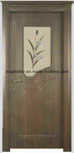 Asia Latest Design PVC Interior Wooden Doors (EI-P150) pictures & photos