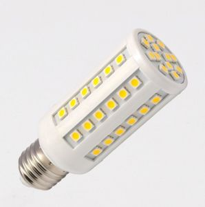 Dimmable E27 220V 7W White 5050 LED Cron Lamp pictures & photos
