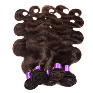7A Brazilian Virgin Hair Body Wave 4 Bundle Unprocessed Virgin Brazilian Body Wave Human Hair Wet and Wavy Virgin Brazilian Hair pictures & photos
