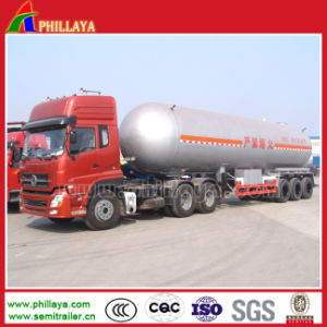 3 Axle Pressure LPG Tank Semi Trailer with Volume Optional pictures & photos