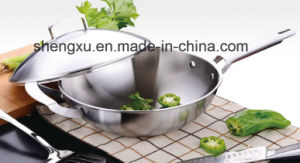 Stainless Steel Gift Cookware Settings in Kitchen House (SX-CS09) pictures & photos