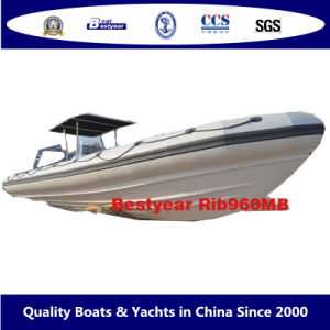 2015 Model Large Rib960MB Boat pictures & photos