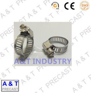 High Pressure Cheap Stainless Steel Double Wire Hose Clip and Hose Clamp pictures & photos