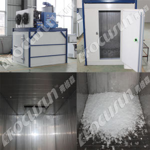 Best Sale 3tons Flake Ice Machine with CE Confirmed pictures & photos
