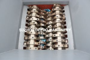 Manufacturer Shredder for Shredding Waste Tires pictures & photos