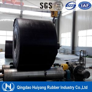 Hot Sales Bulk Transportation Ep Polyester Fabric Rubber Conveyor Belt pictures & photos