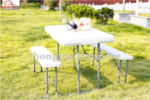 Hot Sale Outdoor Furniture 3 PCS Plastic Beer Pong Set pictures & photos