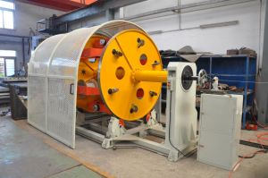 Hot Sale Qf-Planetary Type Wire and Cable Twisting Bunchine Coiling Machine pictures & photos