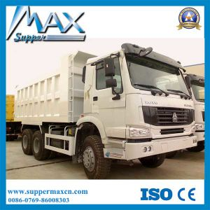 6m Sinotruk 6X4 HOWO Dump Truck for Sale pictures & photos