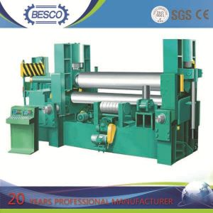 Mechanical 3 Roller Plate Bending Machine & Mechanical 3 Roller Bender pictures & photos