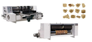Cardboard Carton Box Die Cutting Machine (GM) pictures & photos
