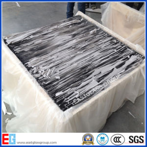 4mm-6mm Clear/Tinted/Mistlite/Nashiji/Wired Louver Glass From China pictures & photos