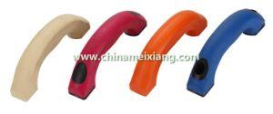 Economy Trowel Handle, Semi-Circle Plastic Handle, TPR Handle for Trowel (MX9018) pictures & photos