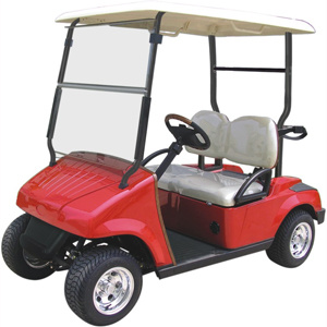 Electric Golf Carts, 2 Seats, CE Certificate, Made in China, 4kw 48V, AC Motor, Plastic Body, Eg2026k pictures & photos