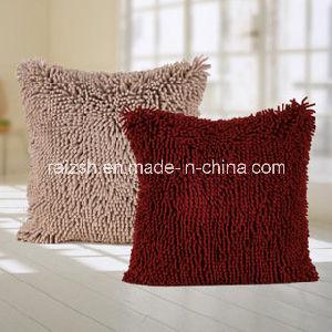 European Coral Fleece Sofa Cushions Case pictures & photos