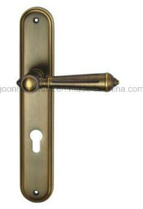 High Quality Solid Brass Door Handle 817 pictures & photos