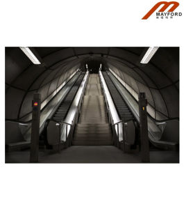 Luxury Public Escalator for Railway