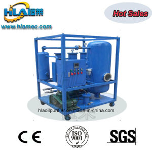 Automatically Adjust Waste Lubricanting Oil Purifier Machine pictures & photos