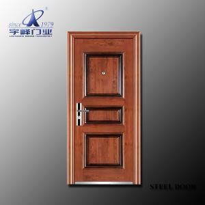 Iron Single Door Design pictures & photos