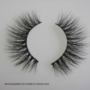 Wholesale 100% Real Siberian Mink Fur Mink Eyelashes 3D Mink Lashes pictures & photos