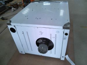 5 Trays Price Kitchen Steam Electric Mini Convection Oven (ALB-5D) pictures & photos