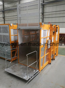 Sc200/200 Frequency Inverter Building Equipment for Lean Construction Site pictures & photos