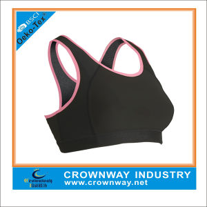 Custom Made Ladies Sexi Sport Body Shaper Bra pictures & photos