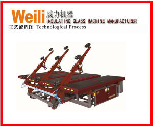 Glass Cutting Table (WL4323) pictures & photos