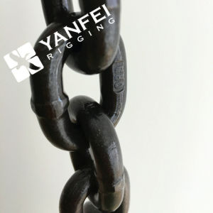 En818-2 G80 G100 Alloy Steel Lifting Chain for Lifting pictures & photos