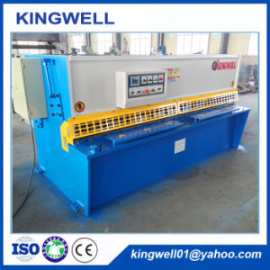 Metal Sheet Hydraulic Shearing Machine with Best Factory Price (QC12Y-4X2500) pictures & photos