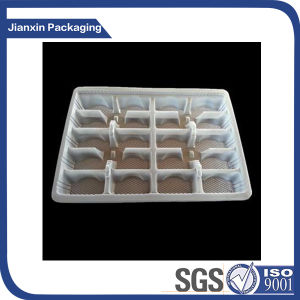 Disposable Plastic Dumplings Box Packing Tray pictures & photos