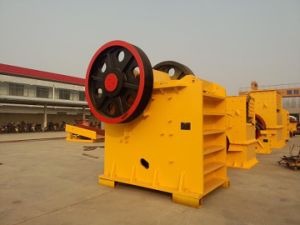 Advanced PE Jaw Crusher/ Stone Crusher for Quarry/Construction Primary Crushing pictures & photos