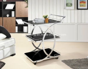 Three Layers Trolley for Wine and Food (FD-230) pictures & photos