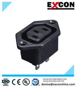 Rocker Switch Socket S-03-21 Dinshun Wall Socket Outlet pictures & photos